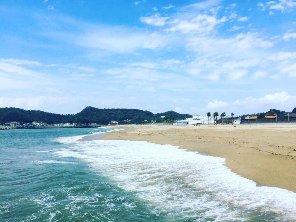 Kataonami beach resort Wakayama