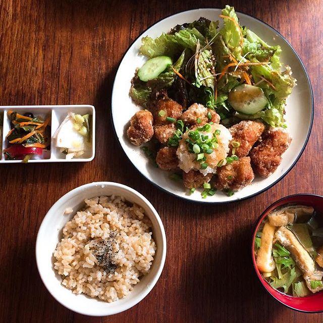 Nagi Shokudo Vegan Cafe in Japan