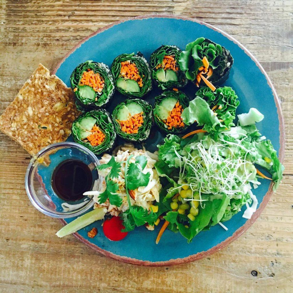Rainbow Raw Food Tokyo Vegan Restaurant
