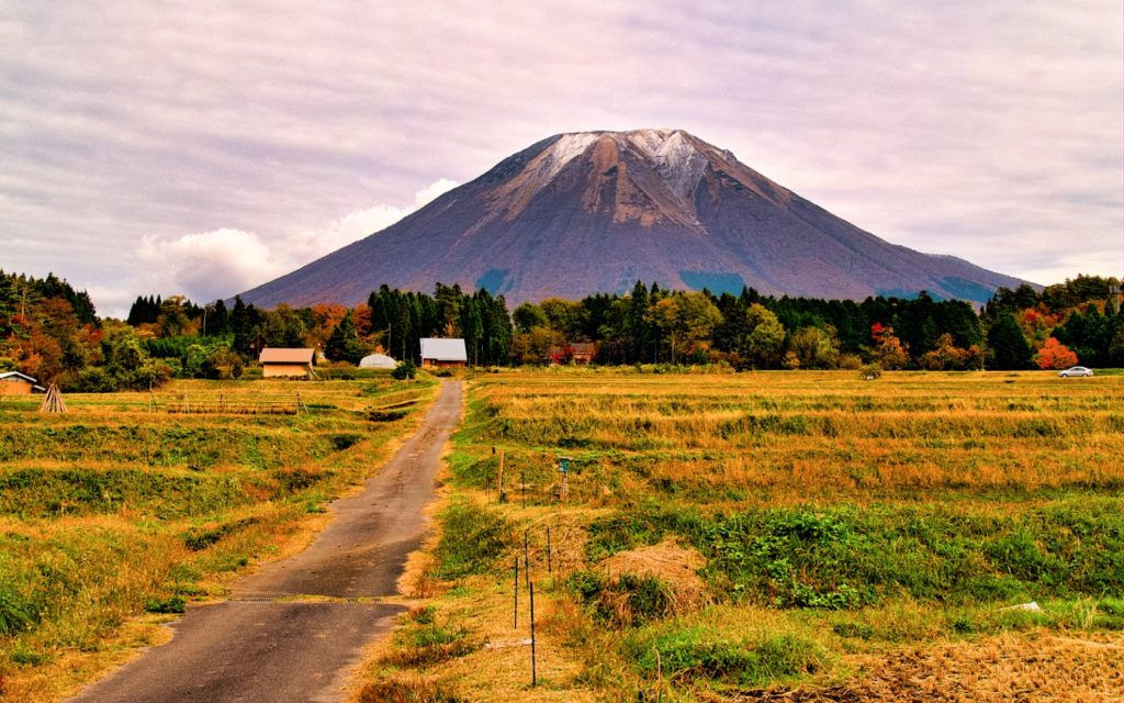 Best spots to see autumn leaves in Chugoku in Mt Daisen