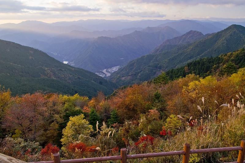 Kumano Kodo Kohechi Viewpoint