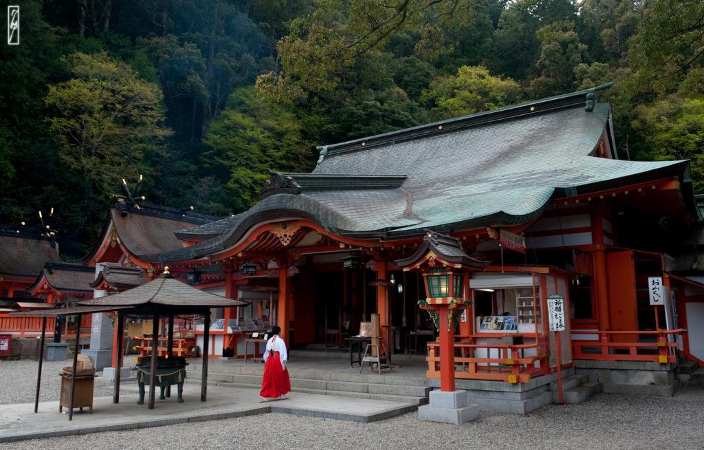 Kumano Sanzan in Wakayama Prefecture