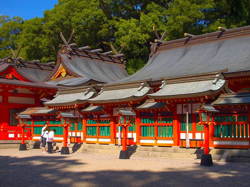 Kumano Hayatama Taisha Kumano Sanzan in Wakayama Japan