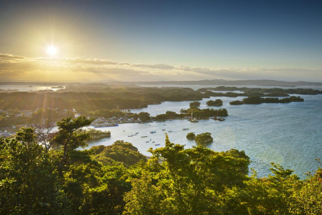 Matsushima, Miyagi.