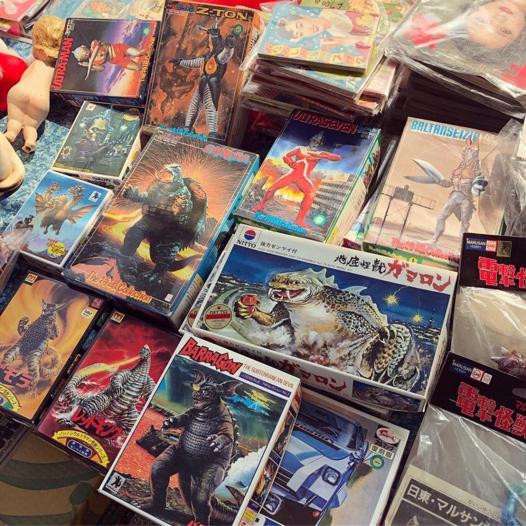 Shitenno-ji Temple Flea Market