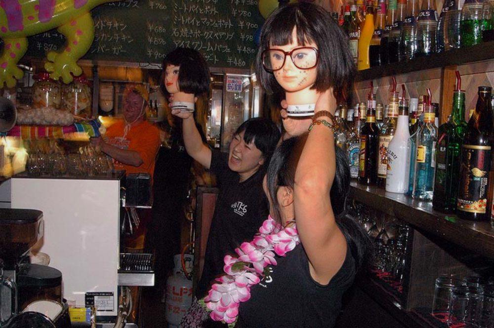 Tk36 Foreigner-Friendly Bar in Sapporo Japan
