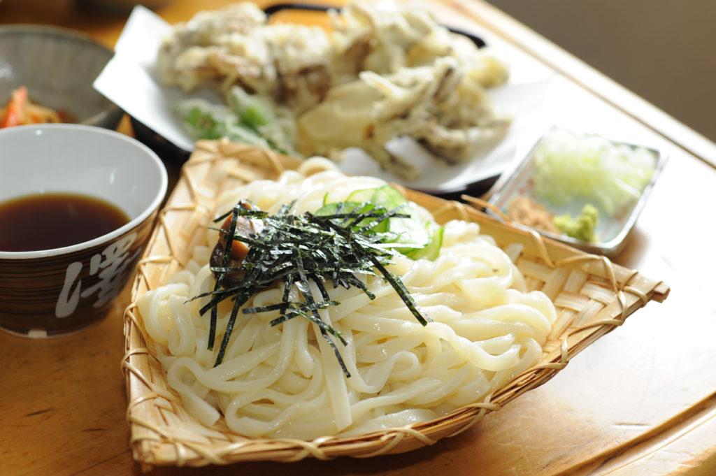 Mizusawa Udon from Gunma, Japan.