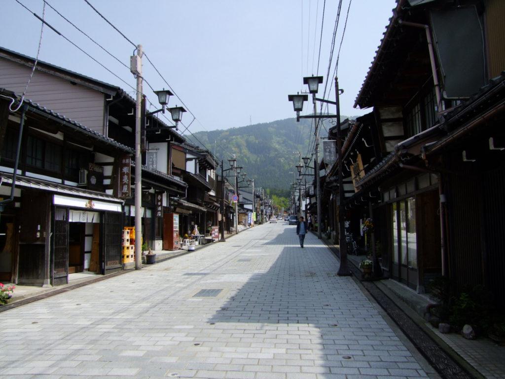 Inami Nanto city Toyama, Japan/