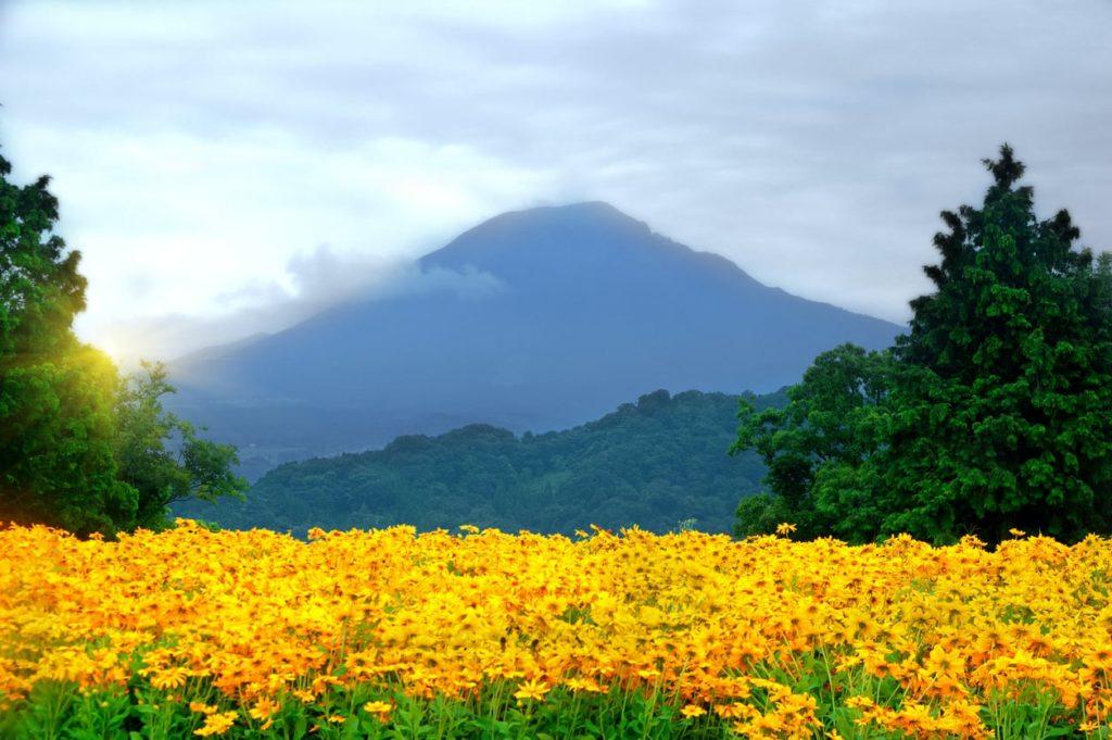Mount Daisen Tottori