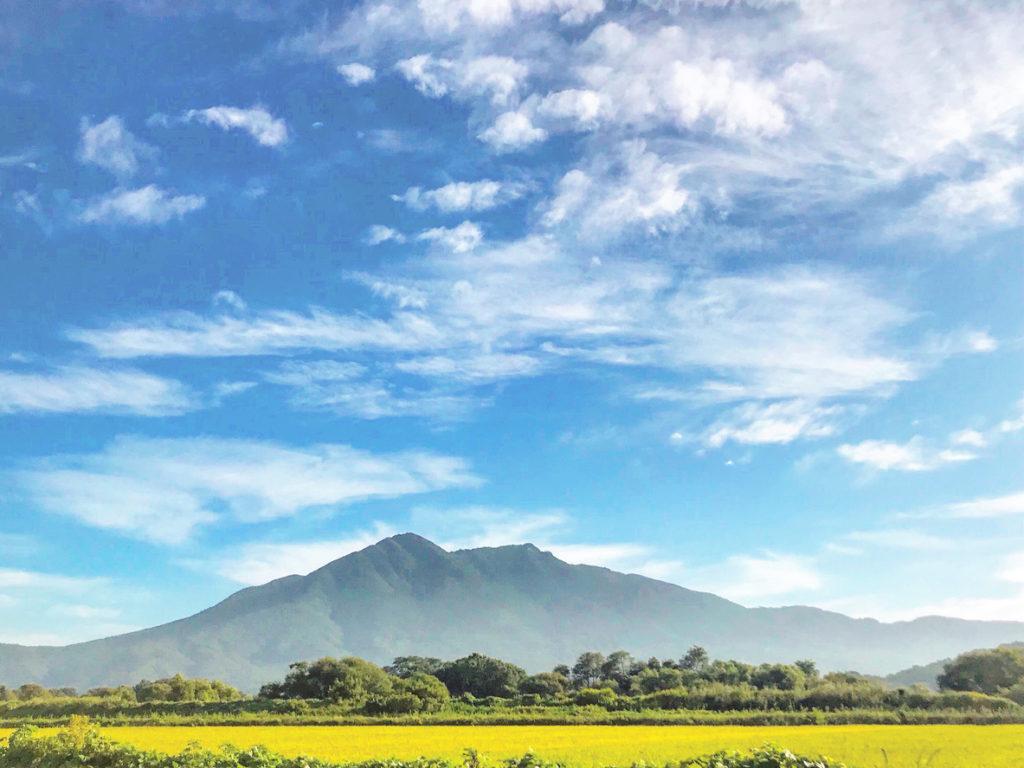 Mt. Tsukubasan in Ibaraki