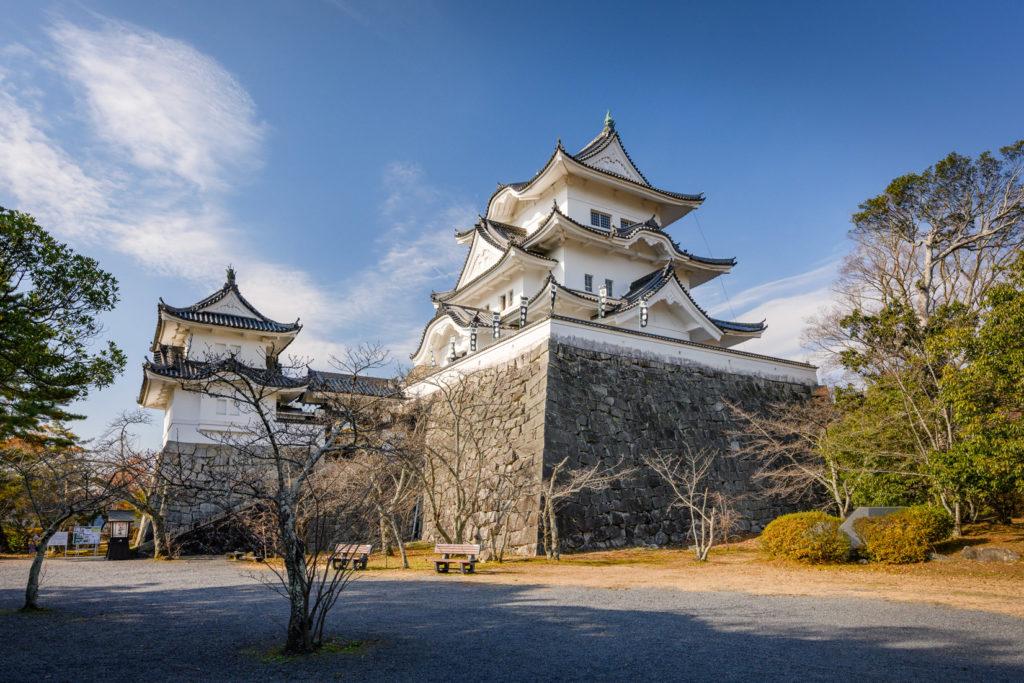 Iga Ueno Castle in Mie, Japan