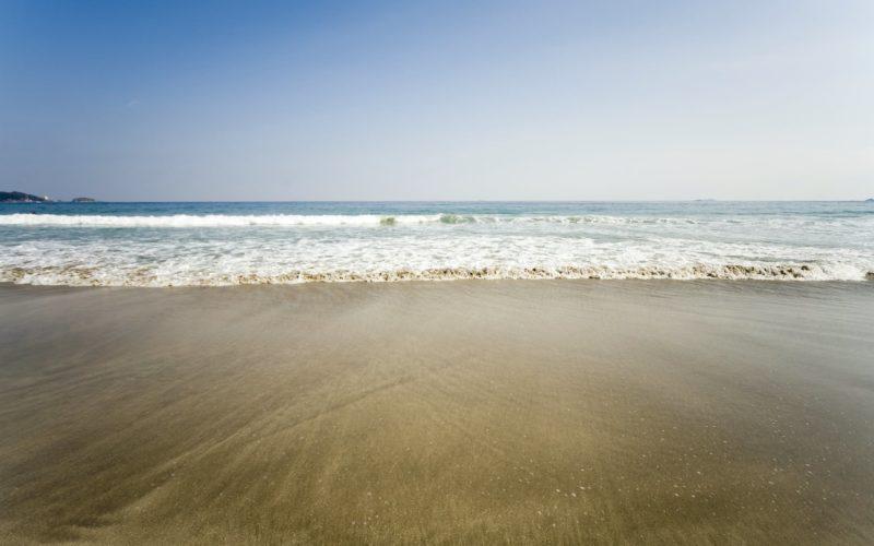 Shimoda Coast Beach Japan Izu