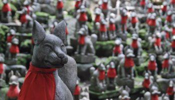 Toyokawa Inari Shrine Aichi