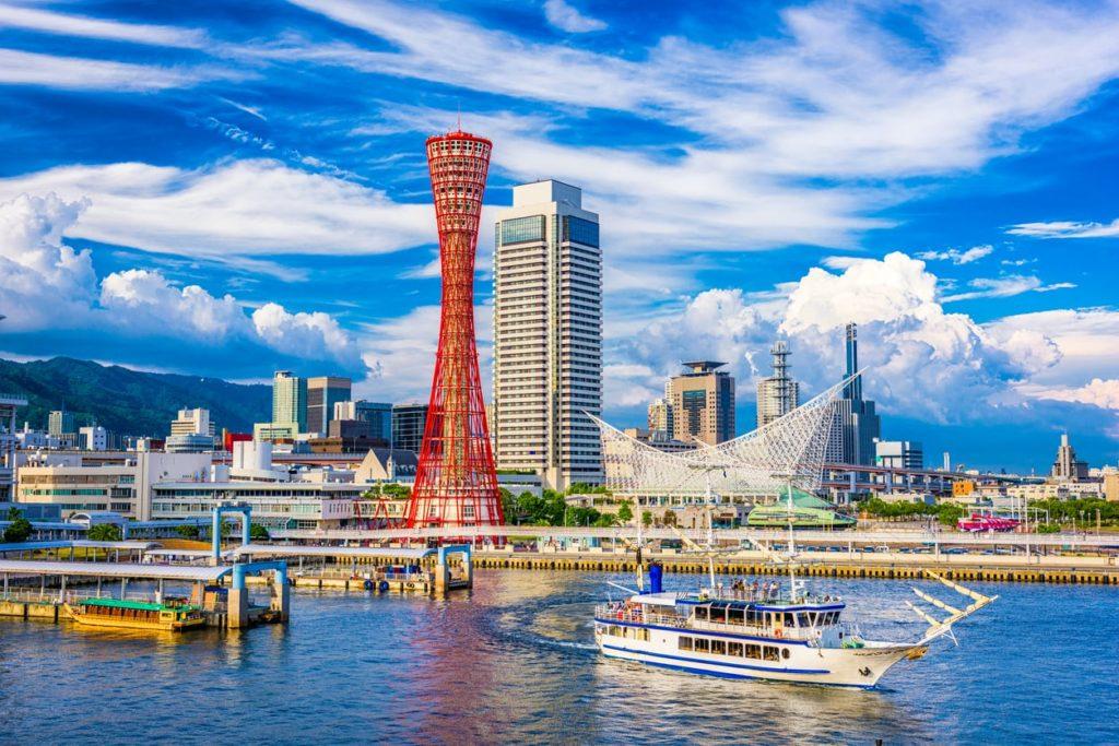 Kobe Port Hyogo