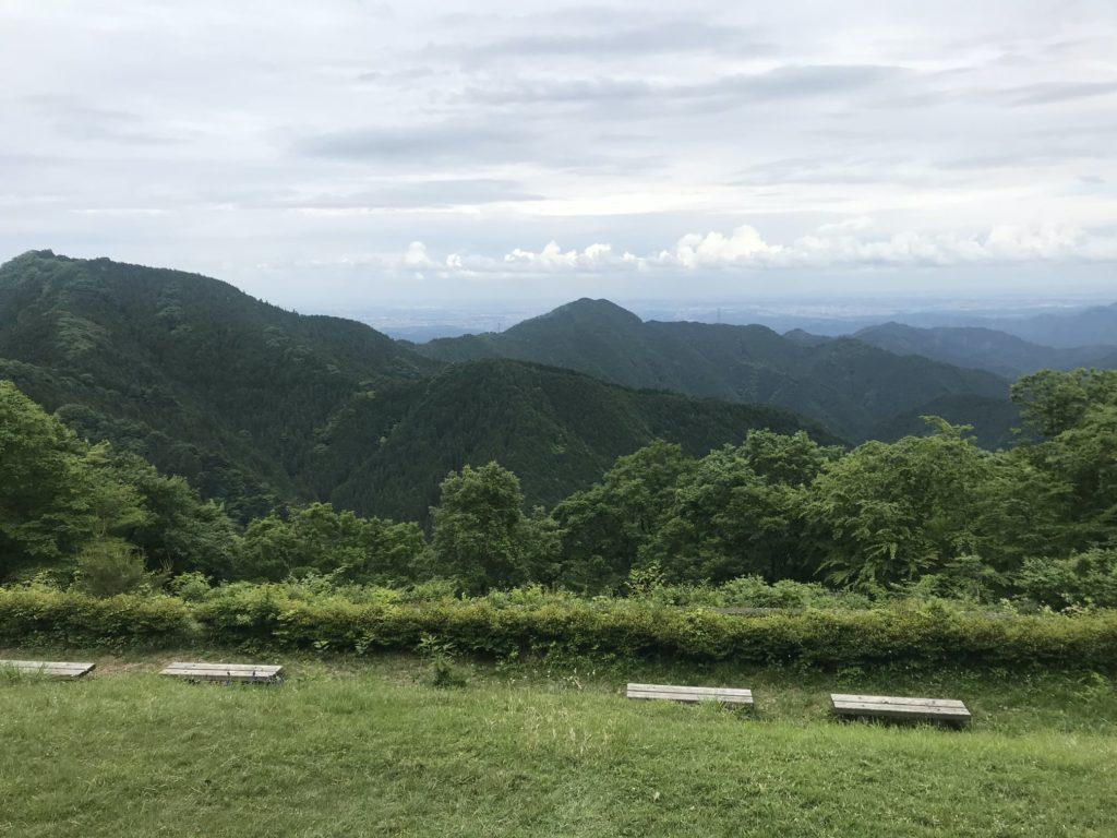 Mount Mitake in Tokyo