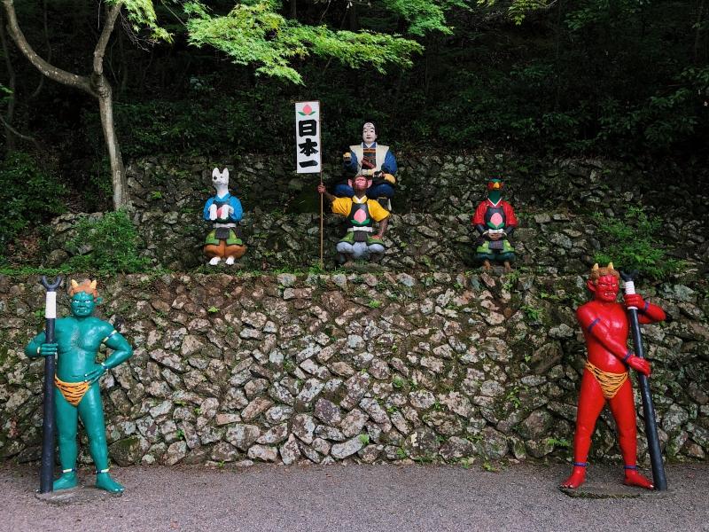 Momotaro Shrine in Aichi