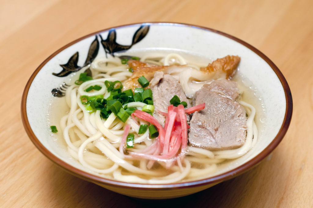 5 Famous Foods You'll Find in Okinawa - Okinawa Soba
