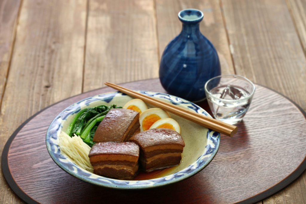 5 Famous Foods You'll find in Okinawa, rafute