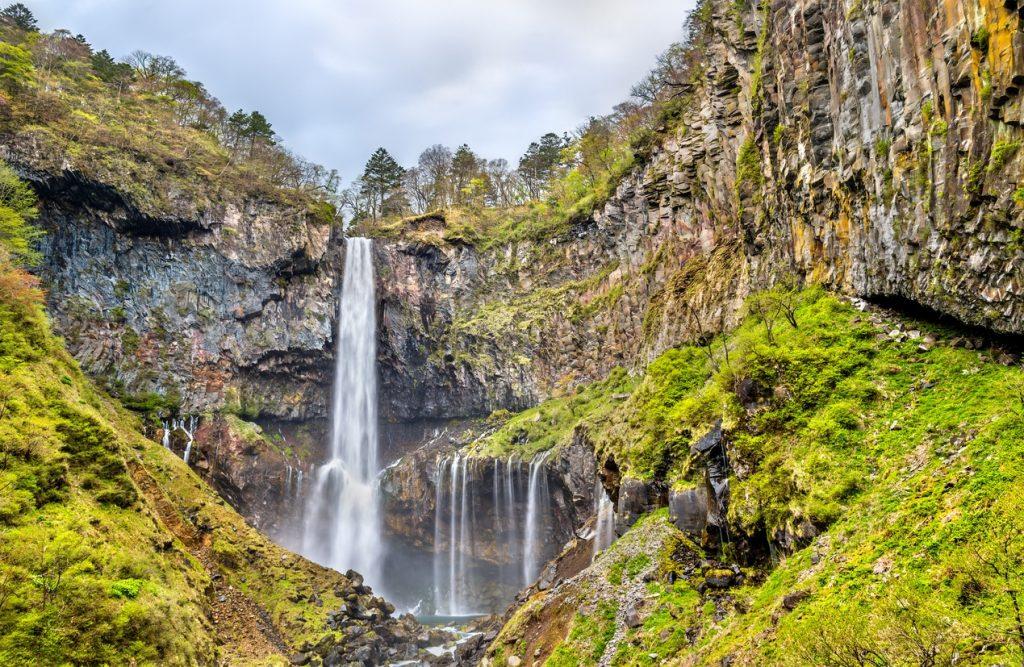 Kegon Falls at Lake Chuzenji, Tochigi