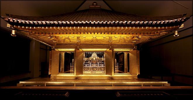 Konjikido Temple