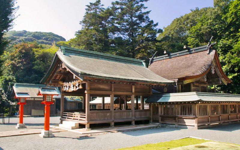 Nakatsumiya Shrine Fukuoka
