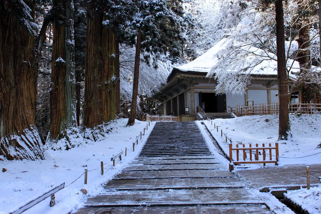 Chusonji Temple Konjikido