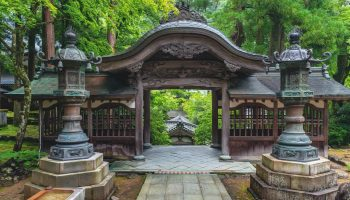 Eiheiji temple in Fukui Japan