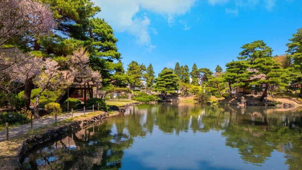 Oyakuen medicinal herb garden fukushima aizuwakamatsu