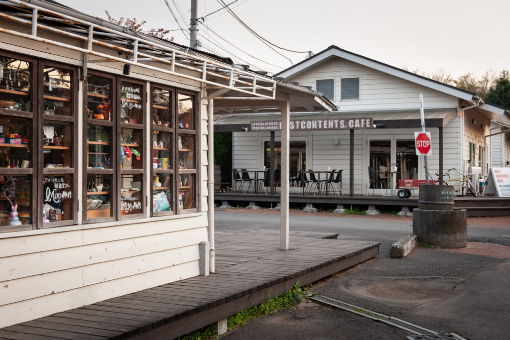 Johnson Town in Saitama, Japan.