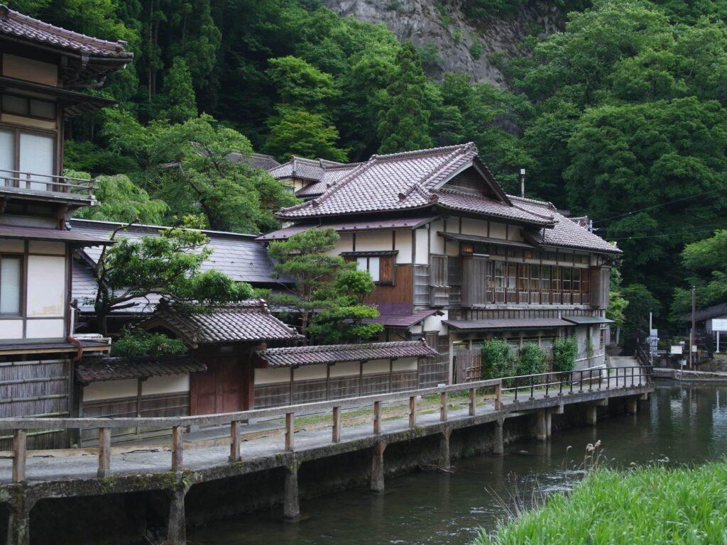 Higashiyama Onsen Fukushima