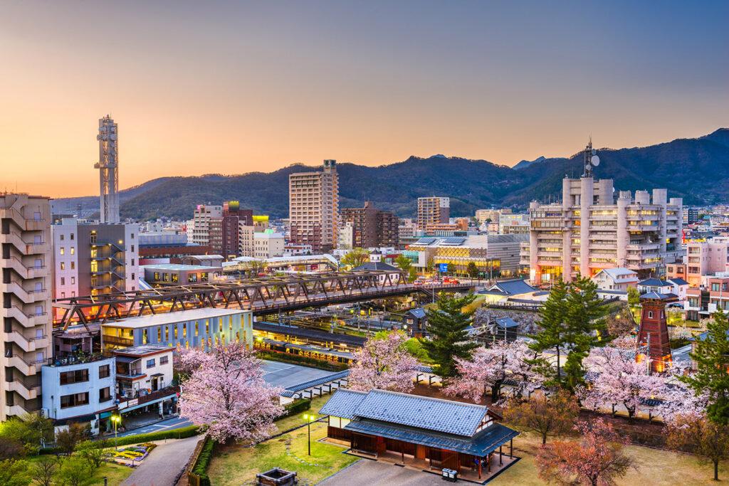 Kofu City, Yamanashi