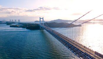 Great Seto bridge okayama